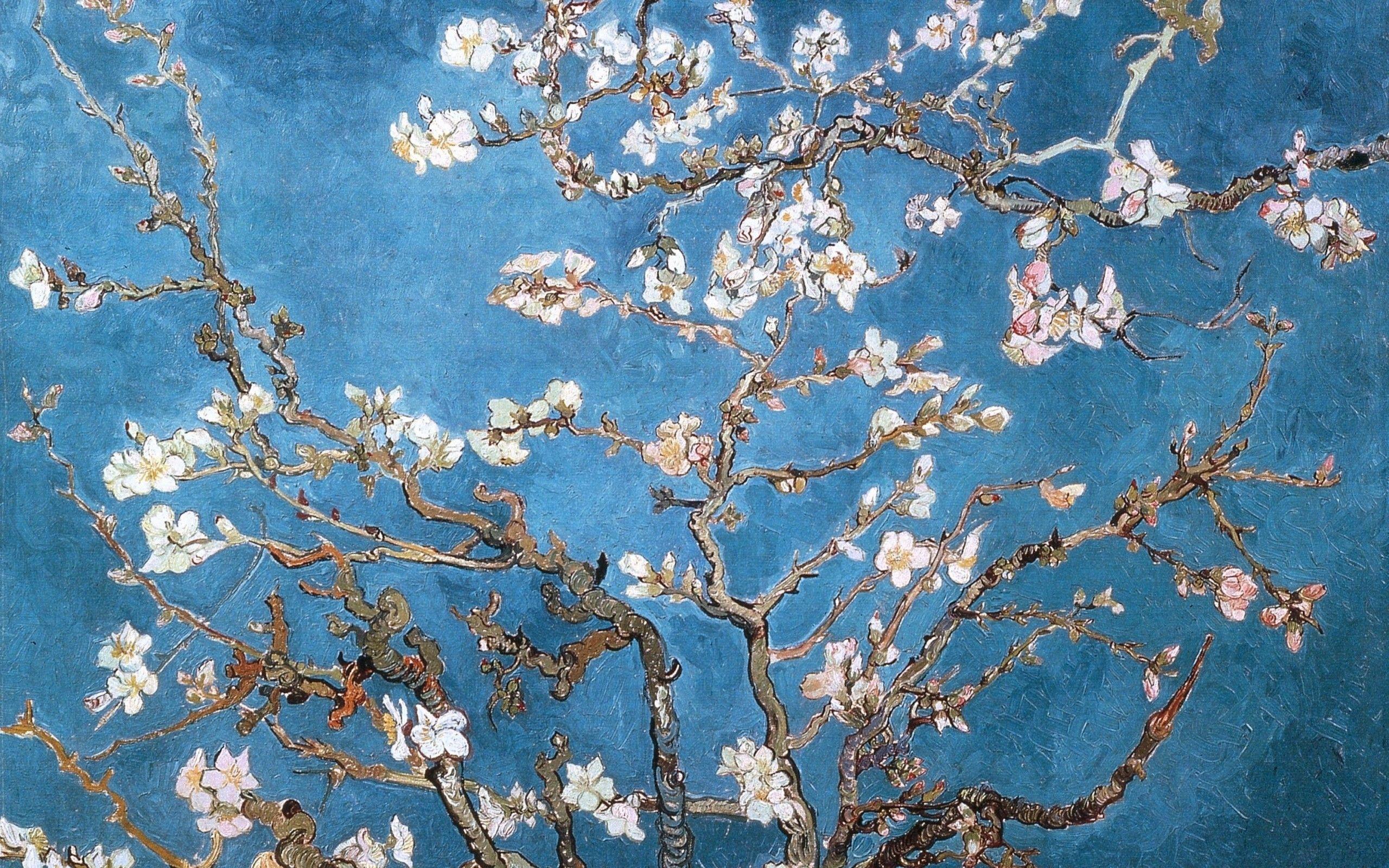 Full Size Van Gogh Desktop Wallpaper 2560x1600 Mac Van Gogh Vincent Van Gogh Gogh