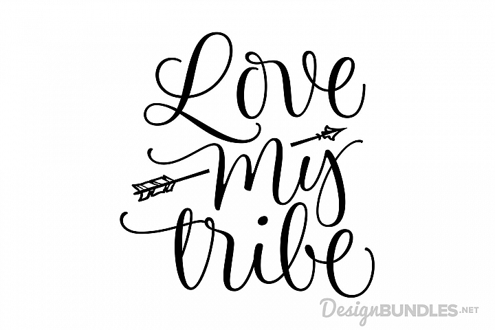Download Love My Tribe FREE svg! | Tribe quotes, Cricut free, Free ...