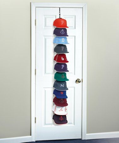 Over The Door Hat Rack Fascinating Look What I Found On #zulily Large Overdoor Hanging Hat Rack Decorating Inspiration