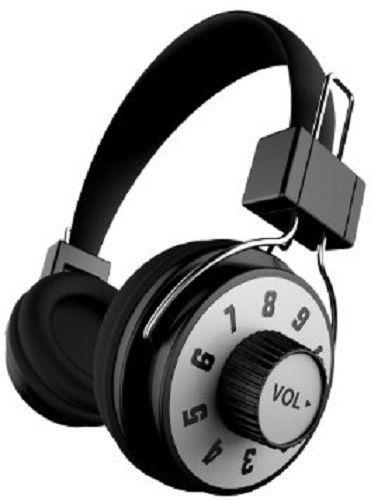 iHip Volume Headphones Volume Control Built In MIC Receive Calls