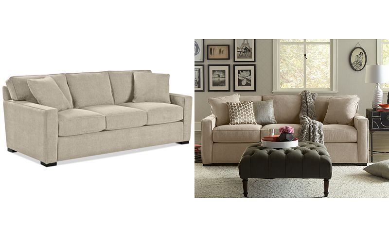 Terrific Radley 86 Fabric Sofa Created For Macys Couches Gamerscity Chair Design For Home Gamerscityorg