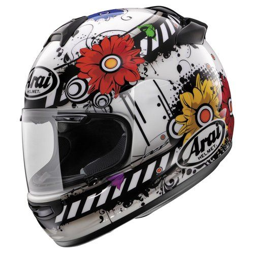 Arai Flower Helmet Full Face Motorcycle Helmets