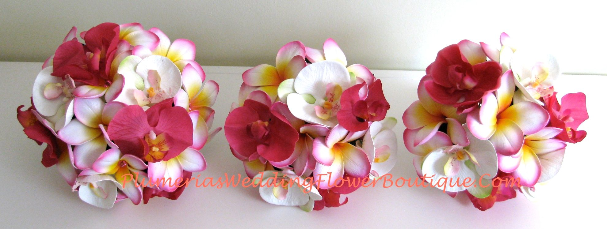 Plumerias Wedding Flower Boutique