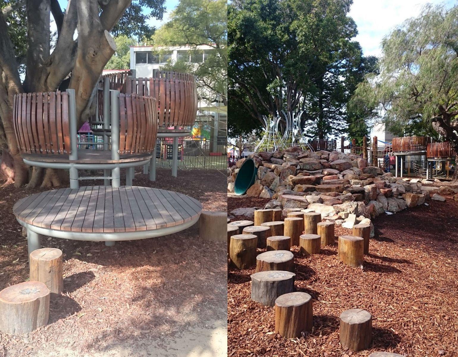 Playground nature space Case Studies - Nature Play WA ...