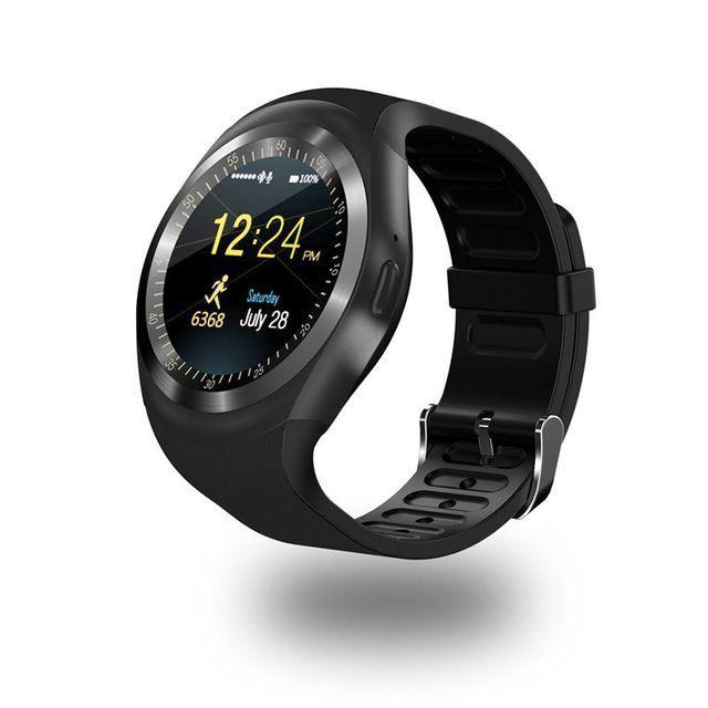 fd9441dc17f Relógio Inteligente Smartwatch Y1 - Dali Relógios