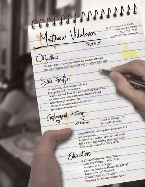 Some Of The Most Creative Resumes You\u0027ve Ever Seen You ve