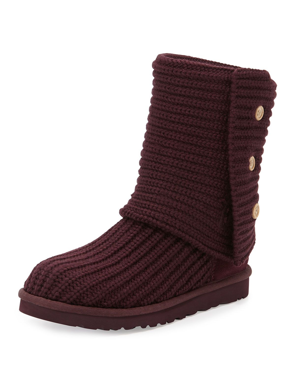 3ee1fabe54a Classic Cardy Crochet Boot Port | UGGS | Uggs, Ugg boots, Ugg ...
