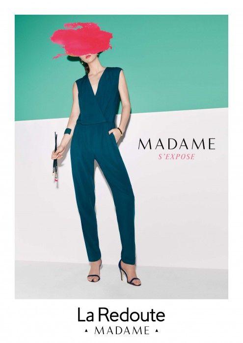 """La Redoute sort sa marque ombrelle mode """"MADAME"""", déclinée en 16 personnalités de femmes (à découvrir ci-dessous). Un moyen pour l'enseigne de continuer sa modernisation après le lancement de La Re..."""