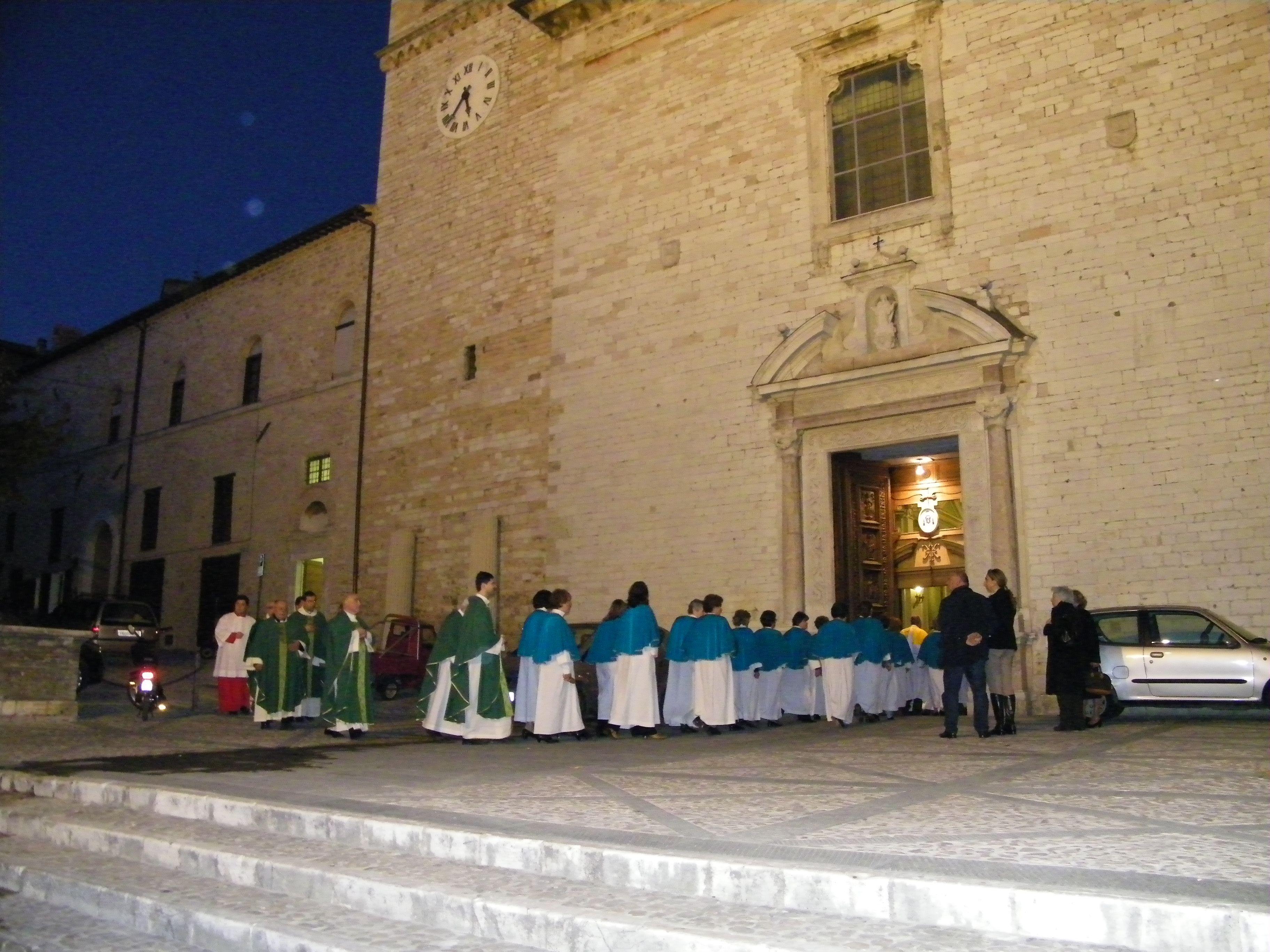 Spello, Santa Maria Maggiore