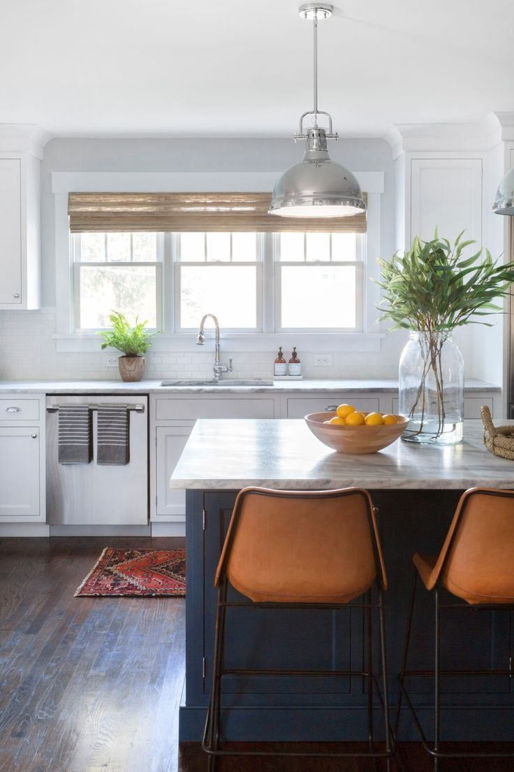Haddonfield Project: Dining + Living Room + Kitchen | Studio mcgee ...