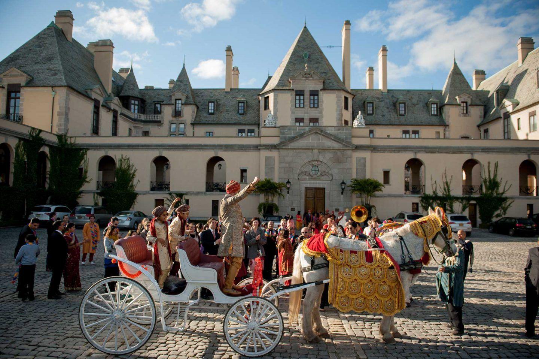 Oheka Castle Indian Wedding Huntington New York Parul Abhinay Oheka Castle Huntington New York Castle