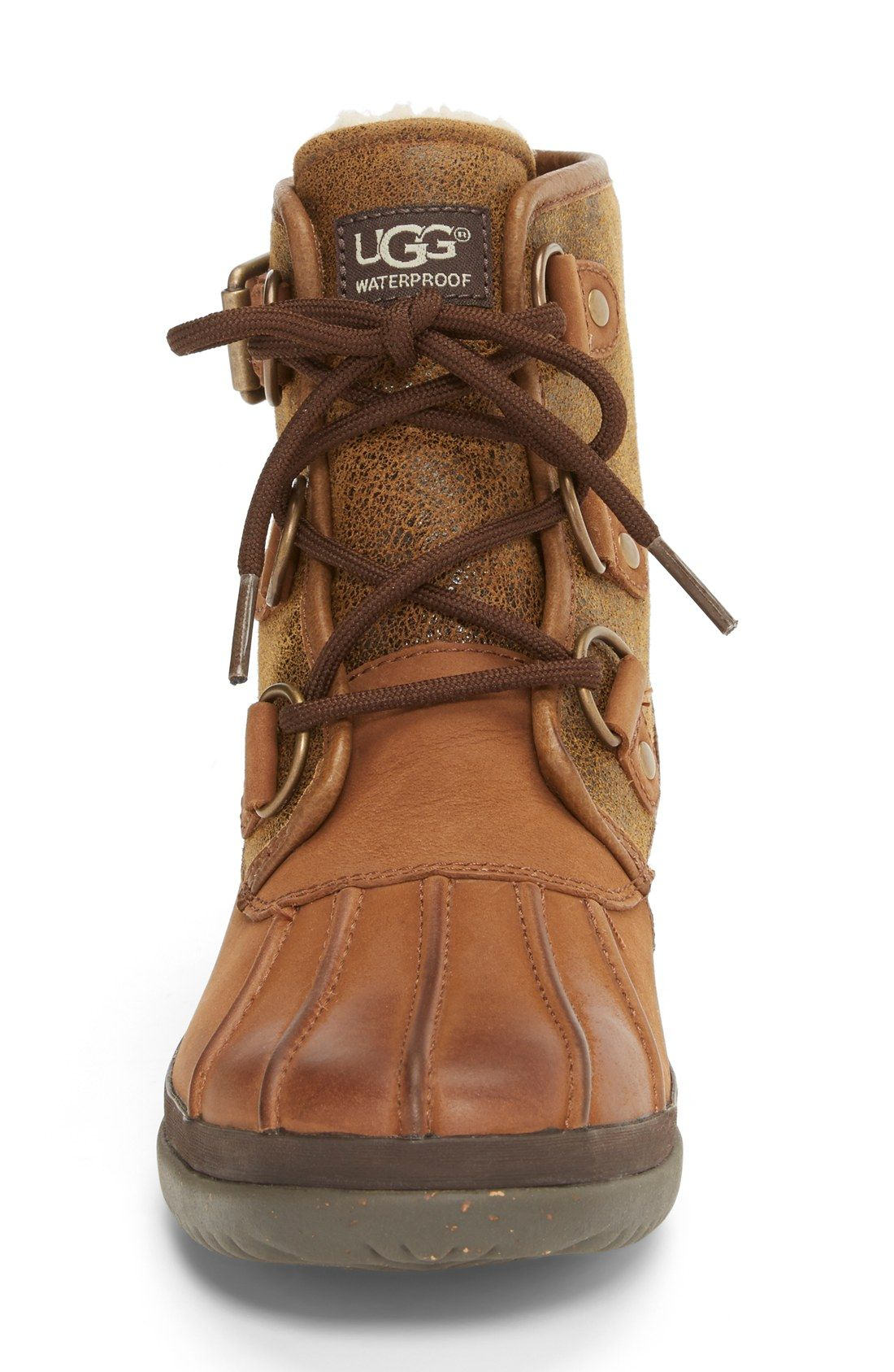 UGG® Australia 'Cecile' Waterproof Boot