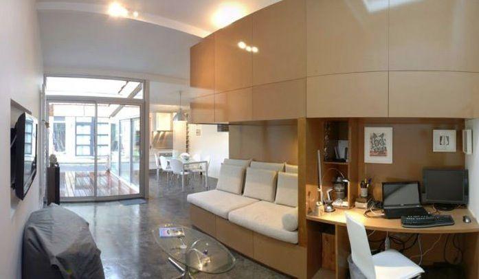 Transformer son garage en pièce à vivre GARAGE PIECE A VIVRE - doublage des murs interieurs