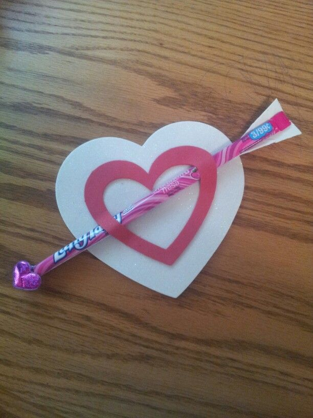foam crafts ideas foam hearts stickers and laffy taffy rope simple 2039