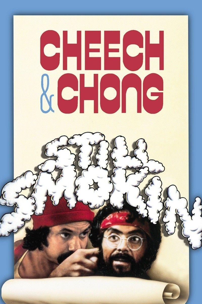 Cheech /& Chong Lobby Still Smoking Movie Poster #1