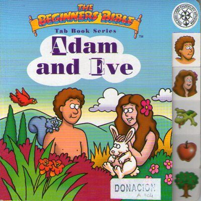Adam And Eve The Beginners Bible