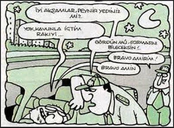 #Karikatür: #Alkol aldık mı? Diğer karikatürleri, karikatür sayfamızdan takip edebilirsiniz: http://www.sanalalfabe.com/category/eglence/karikatur-resim/
