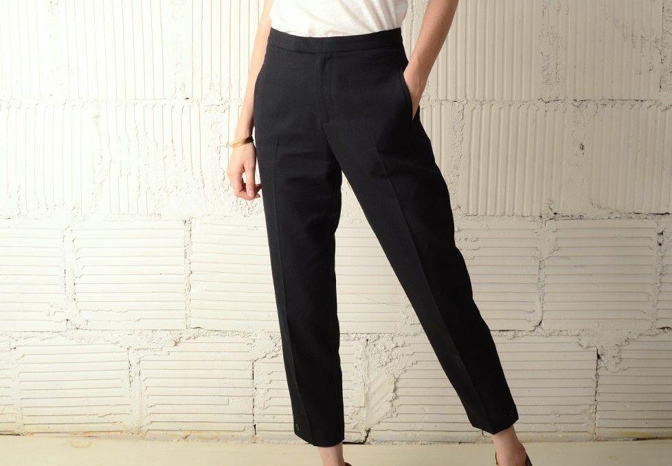 JOINERY - Cropped Pants by Sayaka Davis - WOMEN