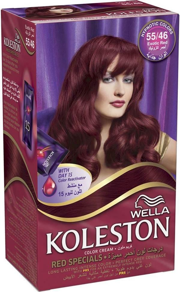 صبغة كوليستون لصبغ الشعر و تلوينه درجات اللون و الكتالوج و الاسعار اhair Colors Trendy Hair Colors Koleston Hair Colors صبغ Dyed Hair Hair Wella Koleston