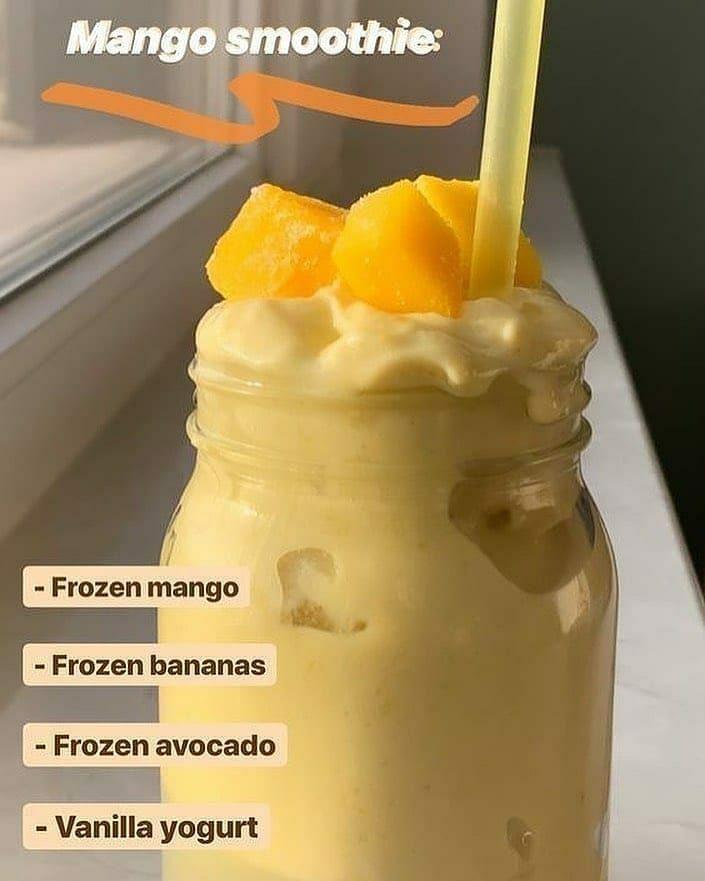 80+ Healthy Fruit Smoothie Recipes #diet #easyrecipes #healthy #healthyrecipes