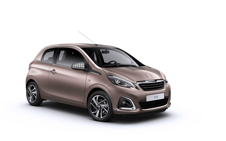 2014 Peugeot 108 Picture 3 Car Peugeot Best New Cars