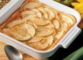 Apple Omelet Recipe