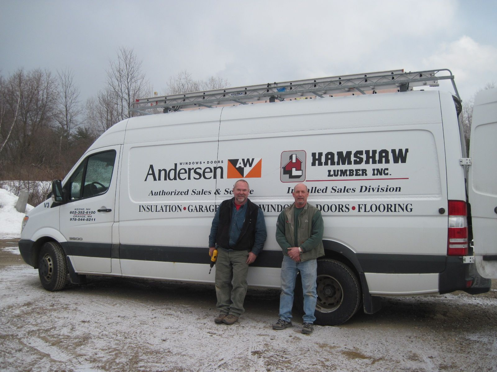 Hamshaw Lumber in Keene, NH offers a wide variety of ...