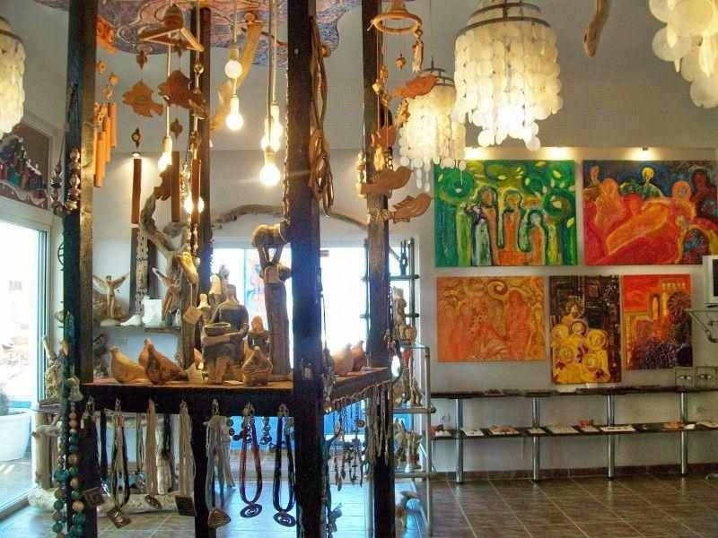 Suloinen taidegalleria Kreikan Kos-saarella!