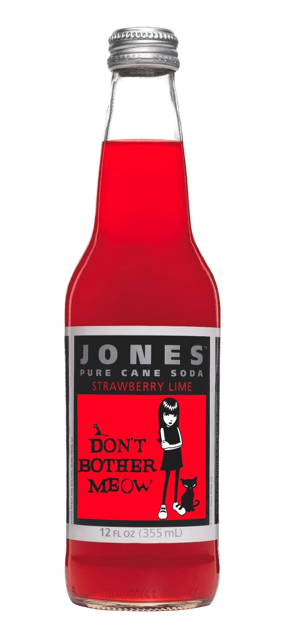 Single Strawberry Lime Jpg 907 2040 Strawberry Lime Pure Products Jones Soda