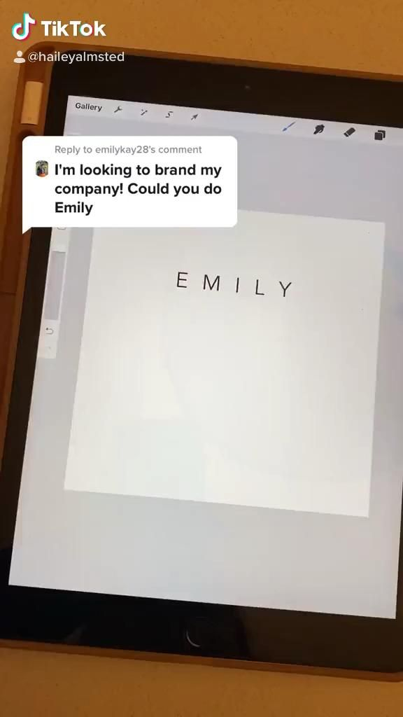 Emily Name Logo Video Emily Name Name Logo Aesthetic Names