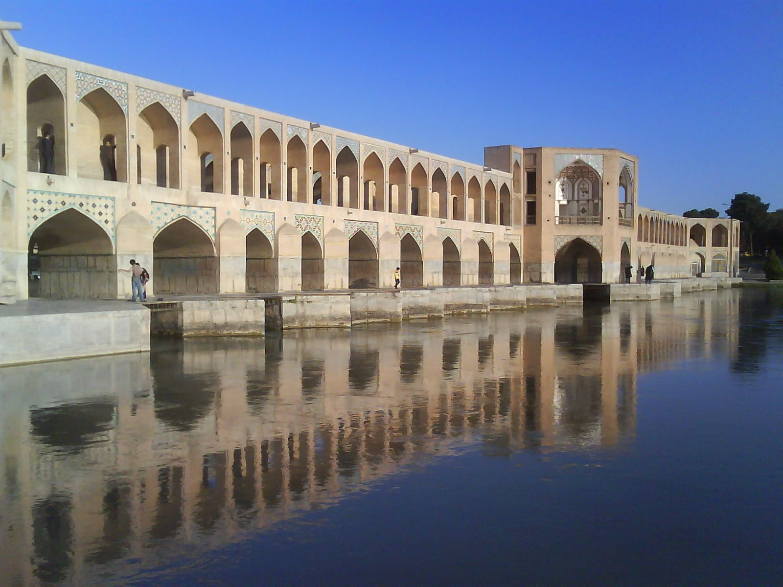 Khaju Bridge, Iran1