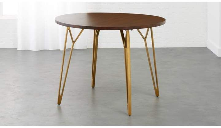 Cb2 Dial Dining Table 2 Eclectic Home Decor In 2019
