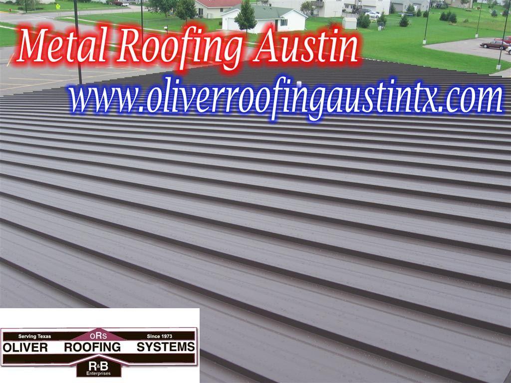 Metal Roofing Austin