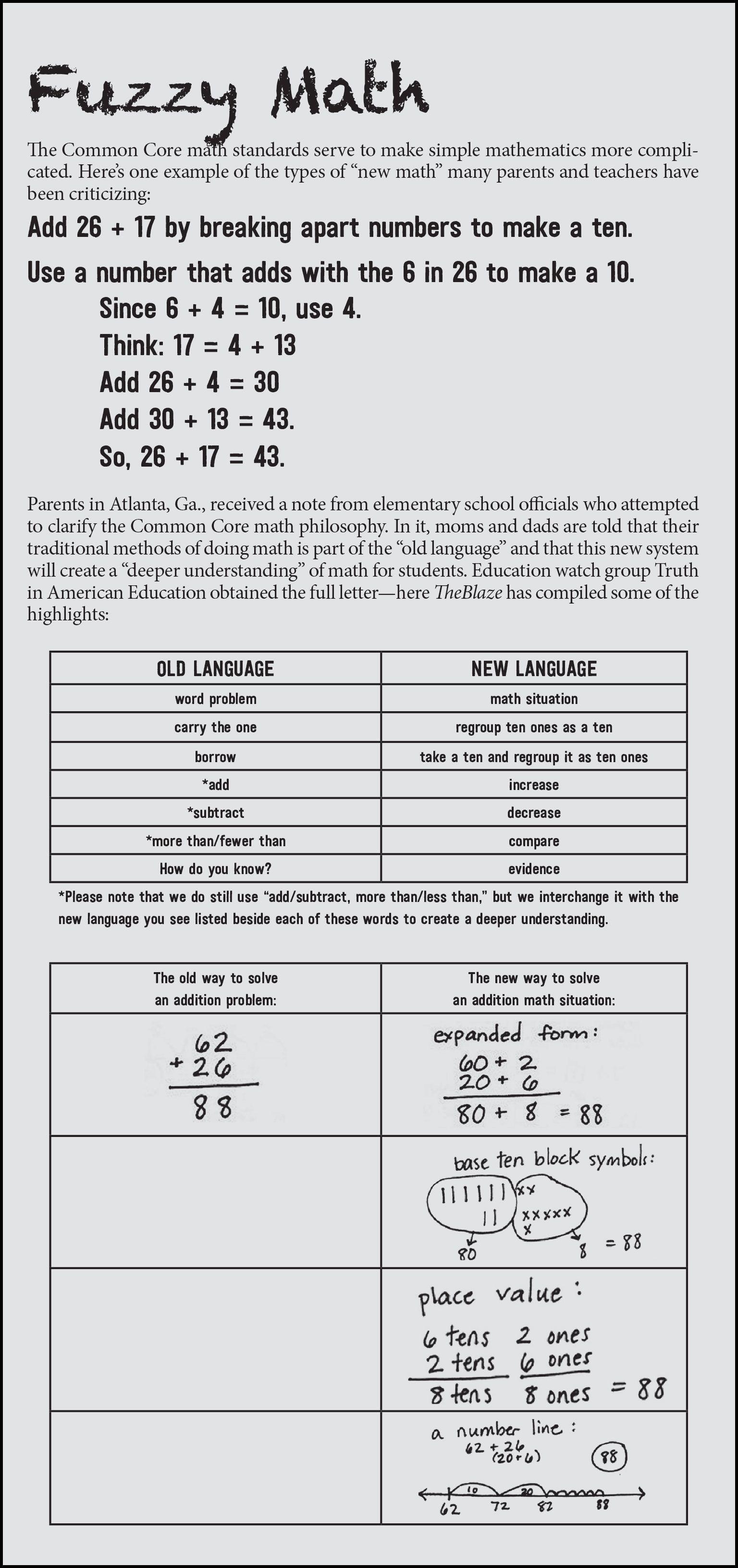 Final theblaze magazine may 2014 issue common core fuzzy final theblaze magazine may 2014 issue common core fuzzy math buycottarizona Images