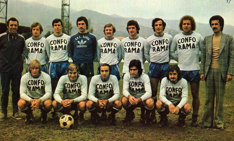 Sporting Club de Bastia 197475 Sportif, Club