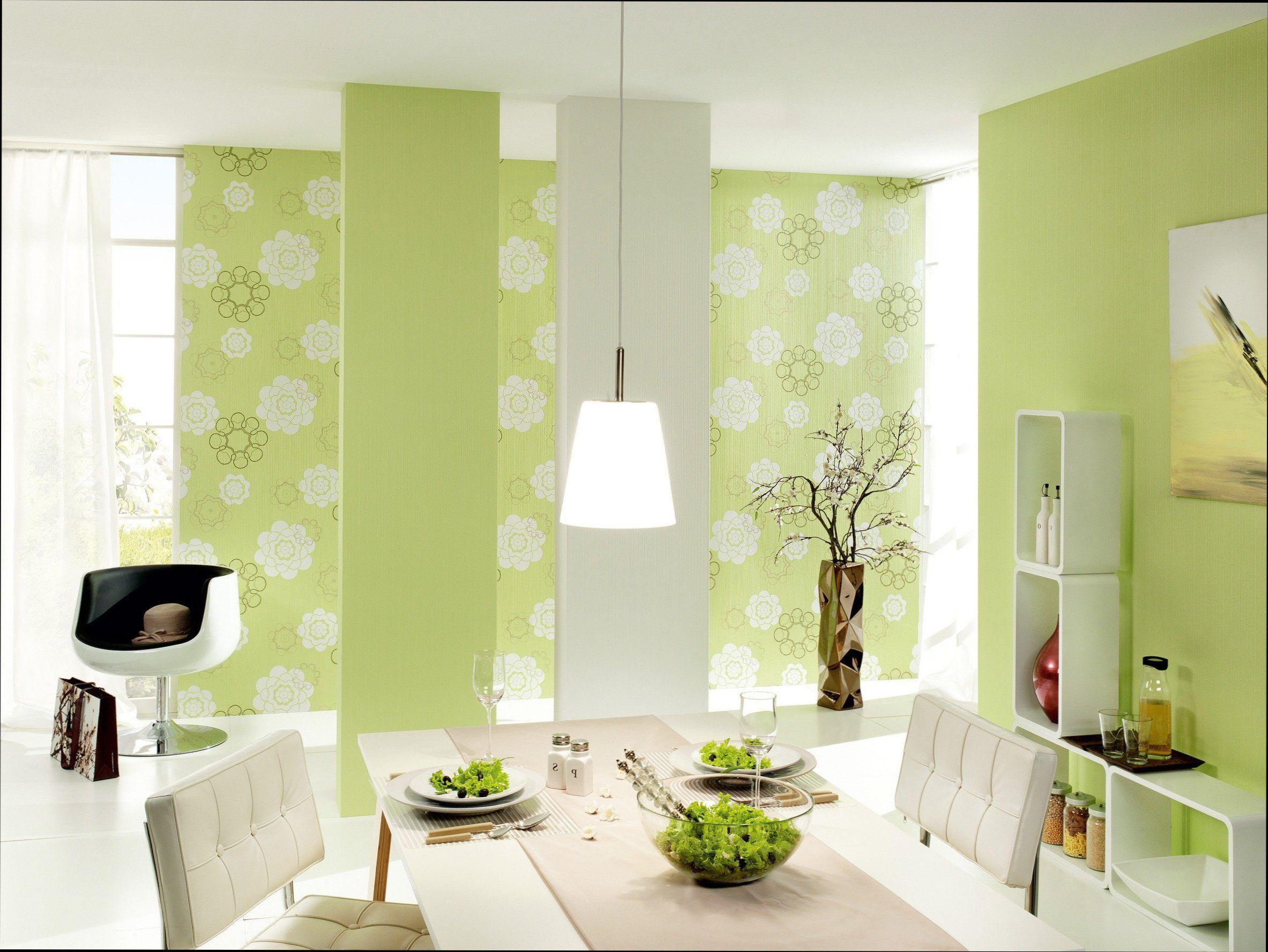 wandgestaltung farbe grün braun | pinterest
