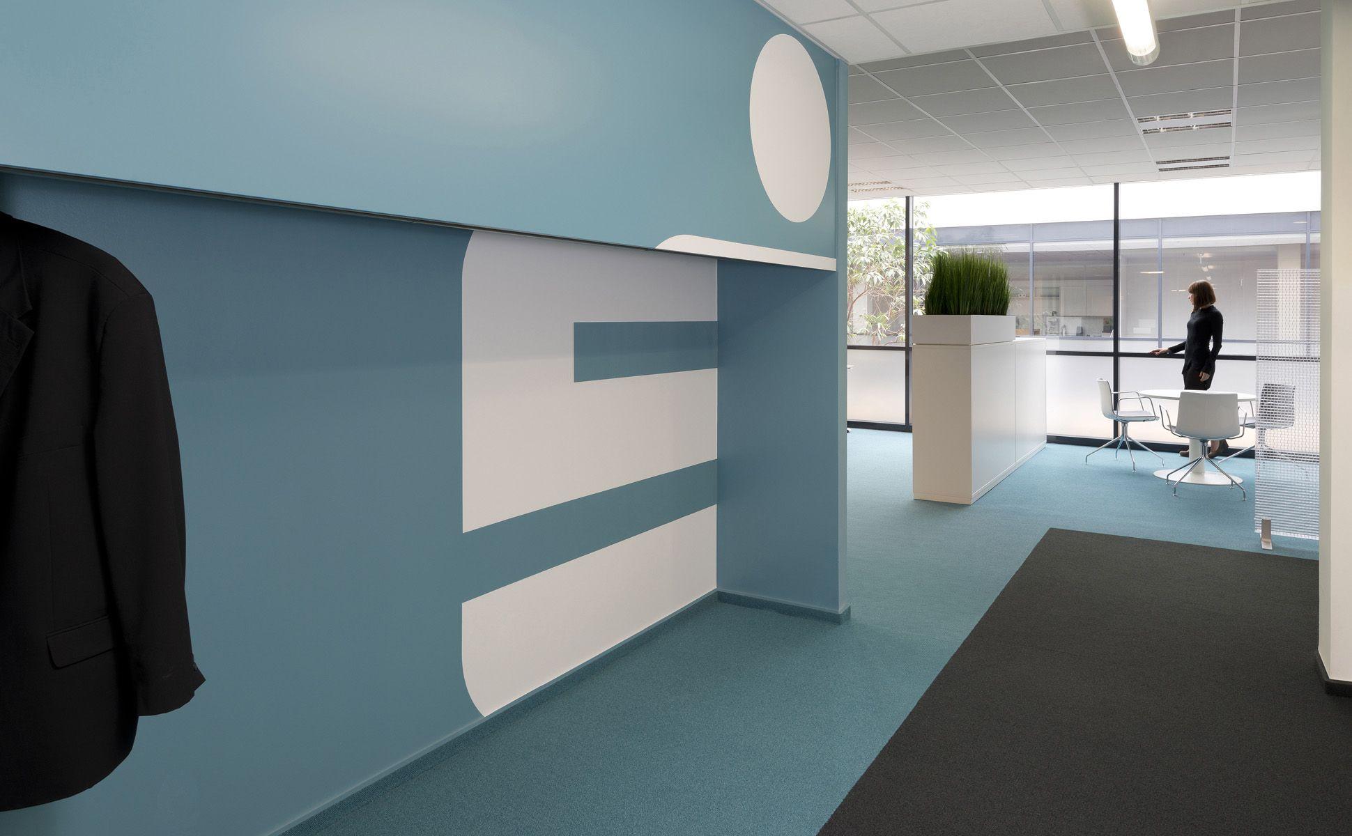 Verwaltungszentrum Sparkasse Iserlohn, Open Space: Markenarchitektur ...