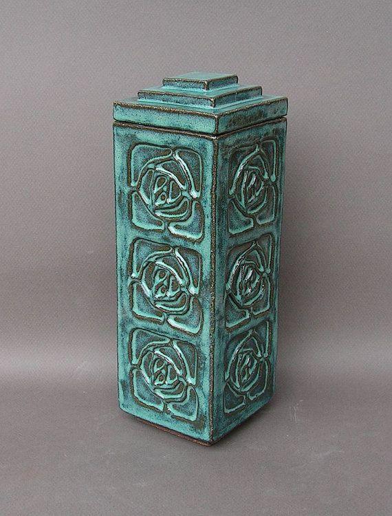 Decorative Urns With Lids Entrancing Lidded Stoneware Pet Urndecorative Jar Withcamascreekpottery 2018