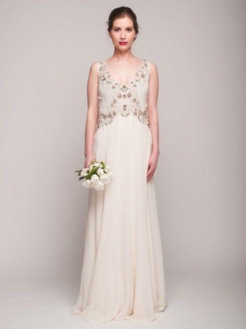 Temperley London Jodi Size 2 Wedding Dress Oncewed Com Wedding