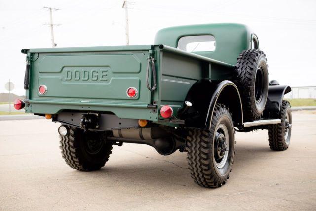 1965 Dodge Power Wagon for sale: photos, technical specifications, description