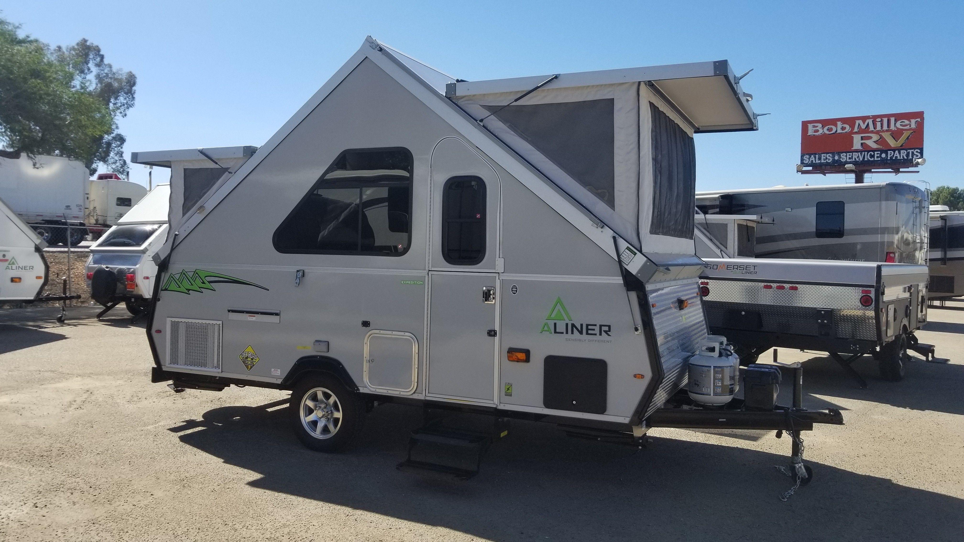 25 Creative Photo Of Aliner Camper Interior Storage Modifications