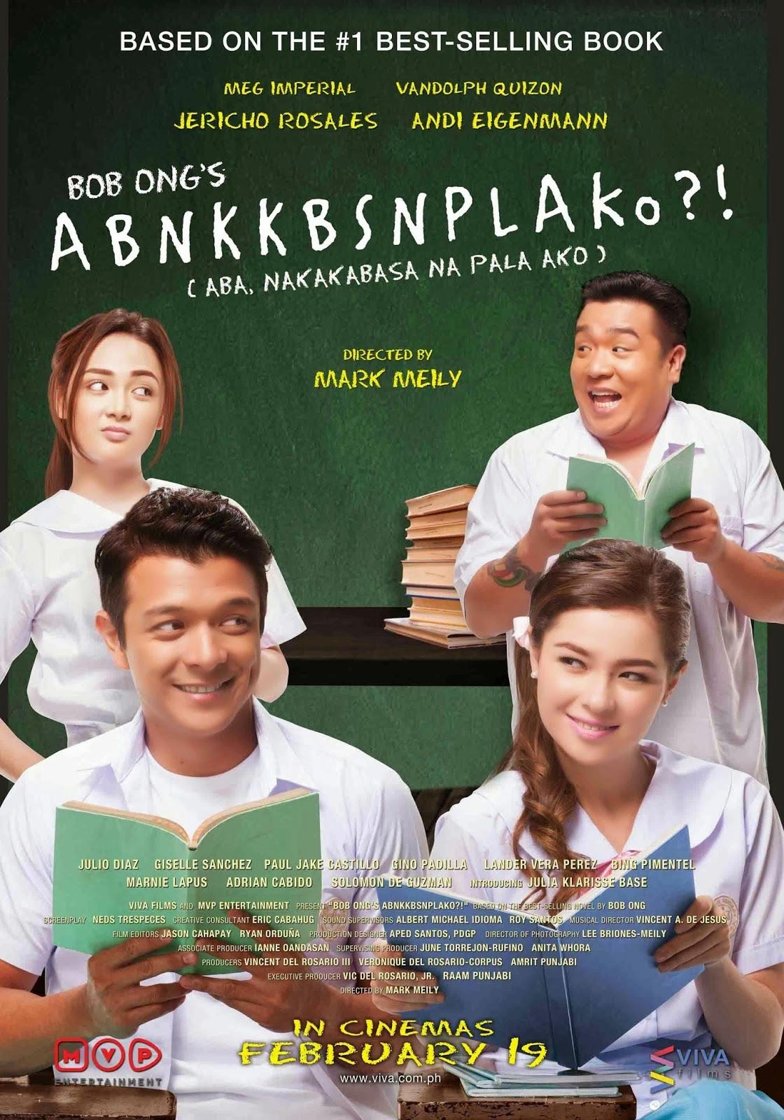 Chemist Dad Bob Ong S Abnkkbsnplako The Movie Pinoy Movies About Time Movie Romance Movies