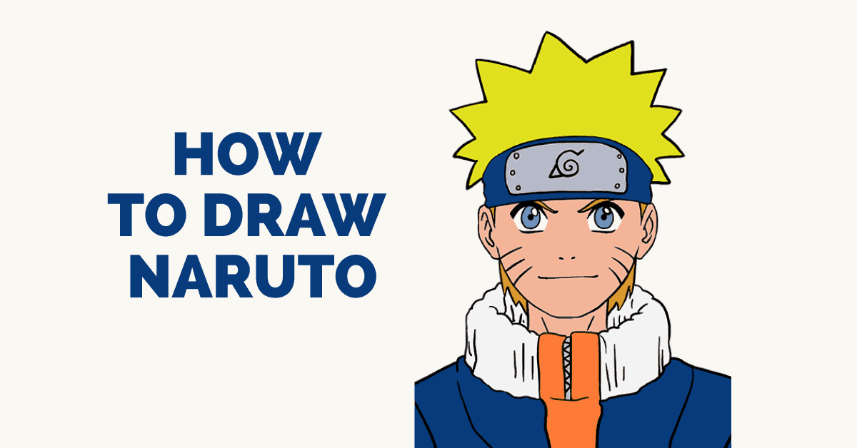 How To Draw Naruto With Images Naruto Drawings Easy Naruto