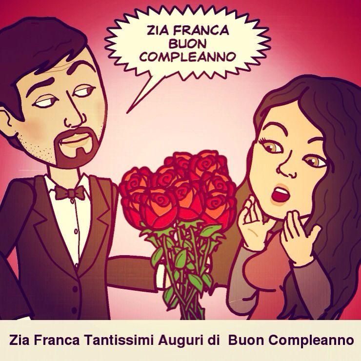 Happy Birthday Zia Franca 🎂 #HappyBirthday #ZiaFranca