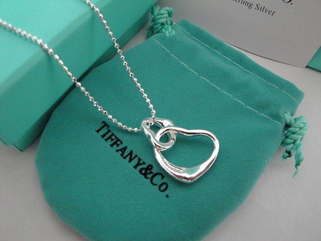 Tiffany Co Australia Necklace Heart Jewellery