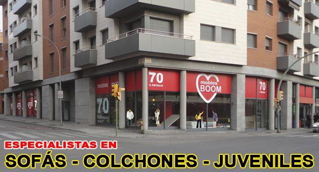 Tienda de muebles boom en sabadell barcelona carretera for Muebles boom lleida