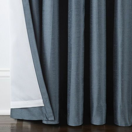Jcpenney Home Supreme Pinch Pleat Curtain Panel Pinch Pleat Curtains