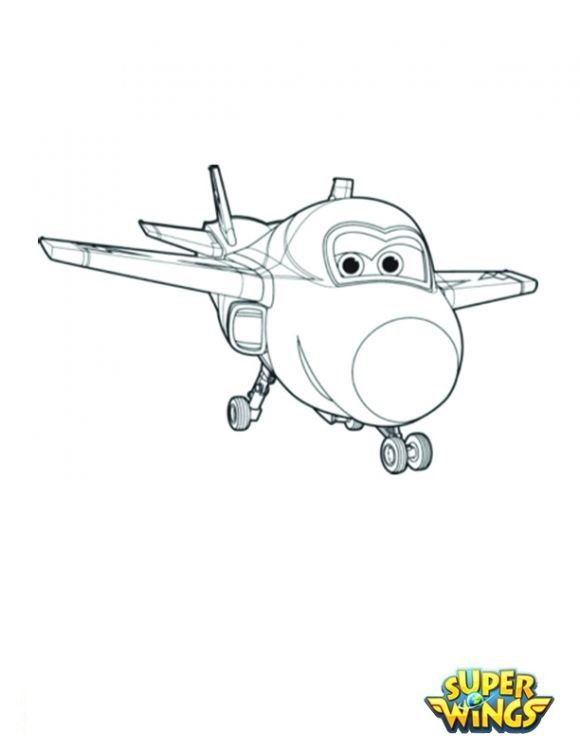Www Pintarecolorir Org Discovery Kids Super Wings Desenhos