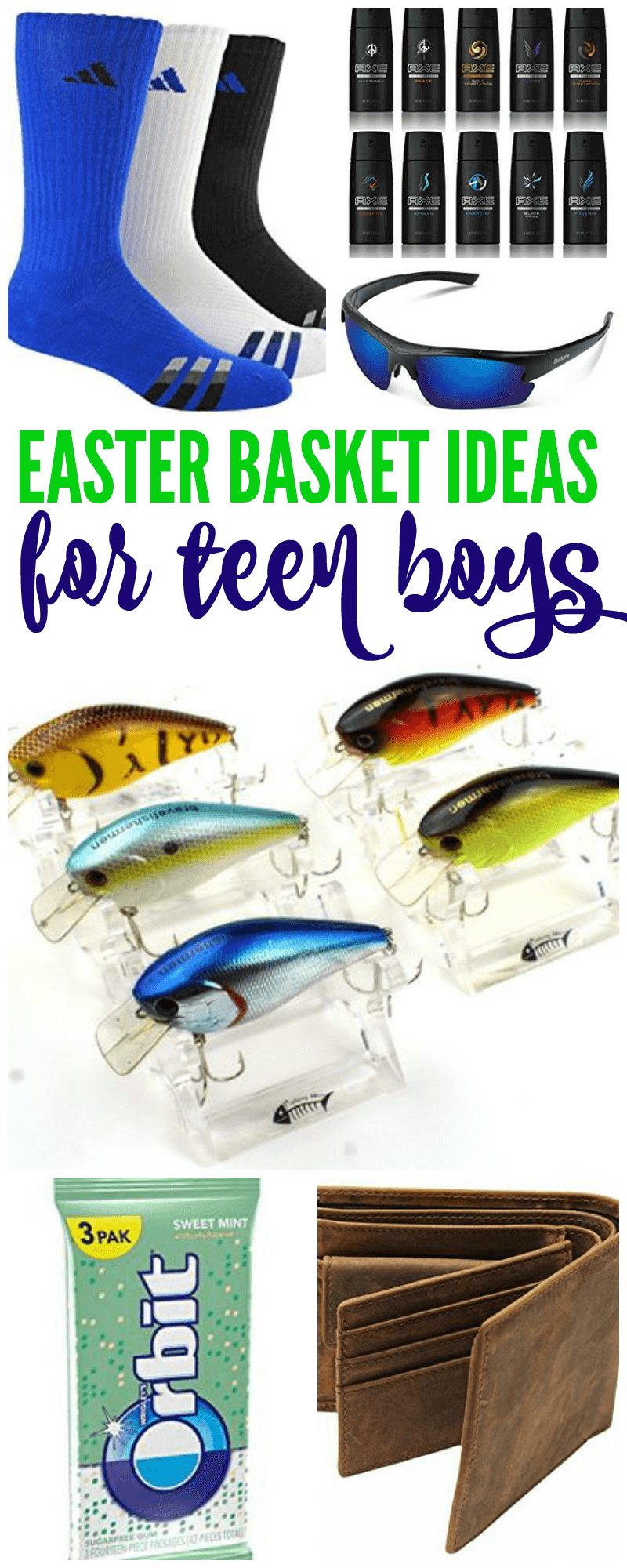 Teen boys easter baskets things that your teen boys will love to teen boys easter baskets things that your teen boys will love to get for easter negle Image collections