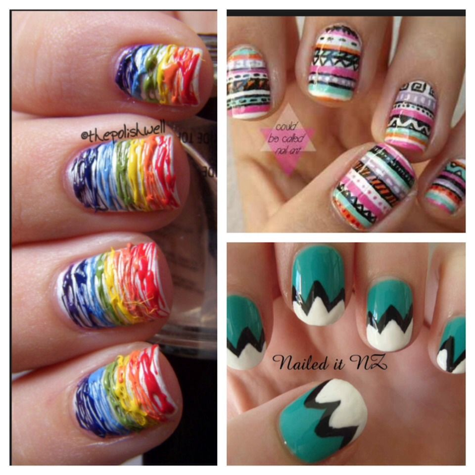 Just Some Cute Nail Ideas Makeup